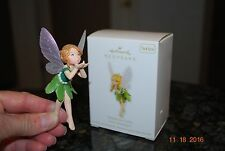 2011 Hallmark Mistletoe Fairy Messengers #7 in Series Xmas Keepsake Ornament MIB
