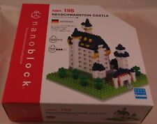 Kawada Nanoblock Neuschwanstein Castle Germany building toy Nbh_198 Worldwide