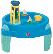 Indoor & Outdoor Kids Water Play Activity Playing Table Toddler Toys Set NEW