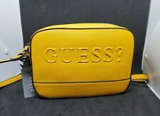 GUESS White Crossbody Rigden Purse Bag LE706114