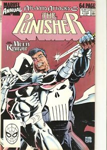 The PUNISHER Annual # 2