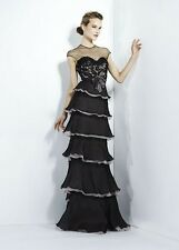 New Zuhair Murad Fall 2011 Tiered Lace Gown 40 8