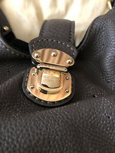 Louis Vuitton Mahina Bag XL