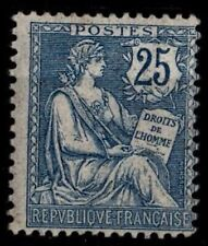 MOUCHON 25c du type III, Neuf * = Cote 120 € / Lot Timbre France 127