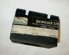Vintage Skiroule Console Dash Gromet Snowmobile Sled Handlebar 2072 4050 NOS