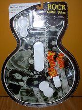 Gamer Skin ( Motley Crue ) Guitar Hero XBOX 360 , PS3 Free USA Shipping!