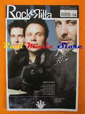 rivista ROCKERILLA OTT/2008 Mercury Rev Grand Magus Spirits Burning Softone Nocd