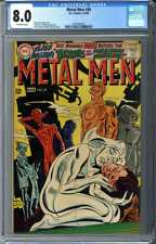 Metal Men #30 CGC 8.0