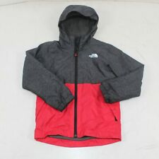The North Face Boys' Warm Storm Red Jacket Size S(7/8) NF0A2RCU
