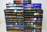 Lot of 23 Stuart Woods Books -  Paperback