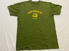 M94 VTG Rare MTV Times Square NY NYC Green Tee T Shirt MEN'S XL
