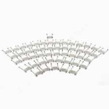 "50 Leviton White Plastic Staples for use with 1/2"" 14/2 12/2 Romex Cable 12536"