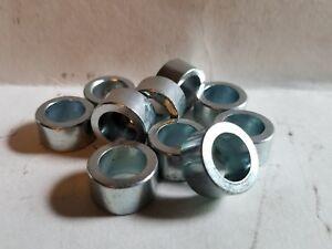 Hex Spacers 1000 pcs 1//4 Across Flats 0.140 X 1//2 Type 6//6 Nylon