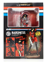 Kotobukiya G.I. Joe Bishoujo Baroness Crimson Strike Limited Previews Exclusive