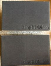 Bang and Olufsen B&O Beovox Mc 35  Speakers Made in Denmark