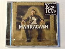 MARRACASH  -  KING DEL RAP  -  CD 2011  NUOVO E SIGILLATO