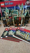 Lego Harry Potter set 4842 Hogwarts Castle (4th Edition). NO Snape MF.