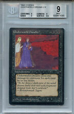 MTG Legends Underworld Dreams BGS 9.0 (9) Mint card Magic  WOTC 4365