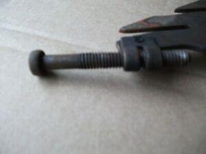 Single unit  POCKET DOOR ROLLERS  Mounting Bracket  SCREW - Fine Thread