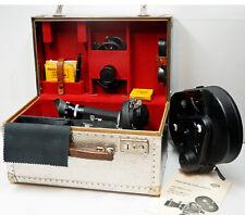 CAMERA ARRIFLEX 16 ST -16 mm +1 objectif  +FLIGHT CASE - QUASI NEUVE+ compendium