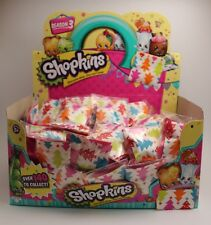 Shopkins Season 3 - 10 x Surprise Bags - New - sealed in Christmas themed bags!
