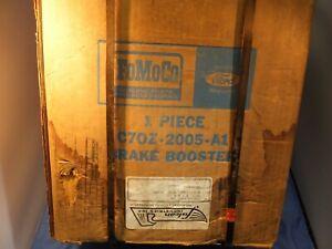 NOS FORD 1967 Fairlane or Comet Power Disc Brake Booster C7OZ-2005-A1-- NOS