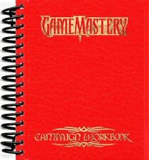 GameMastery Campaign Workbook d20 - Pathfinder - D&D - Dungeons & Dragons SEALED