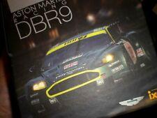 IXO LMM087 - Aston Martin DBR9  Le Mans 2006 #009 - 1:43 Made in China