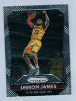 2015-16 PANINI PRIZM LEBRON JAMES MINT TO GEM CLEVELAND CAVALIERS