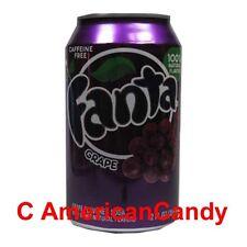 6x 355ml Fanta Grape USA Import Softdrink (4,69€/l)