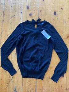 Women's French Connection Sweater Black Size XS BNWT