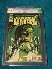 GREEN LANTERN v3 #49 CGC 9.6 NM Sinestro Emerald Twilight Hal Jordan Ron Marz