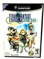 Nintendo GameCube Game Final Fantasy Crystal Chronicles