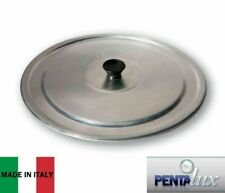 Metallo 34 cm Grigio Alluminio PARDINI Albergo Coperchio