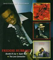 Freddie Hubbard - Bundle of Joy / Super Blue / Love Connection [New CD] UK - Imp