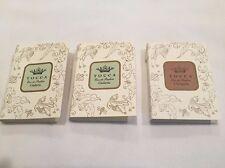 NEW Tocca Sample Lot 3 Vials Eau de Parfum Giulietta Cleopatra Womens Perfume