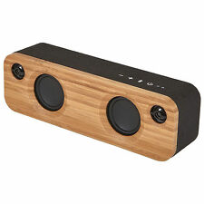 House of Marley Get Together Mini Portable Bluetooth Speaker - Sig Black
