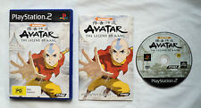 Avatar The Legend Of Aang Playstation 2 Game PAL