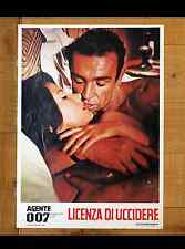 AGENTE 007 LICENZA DI UCCIDERE fotobust poster Sean Connery Ursula Andress Dr No