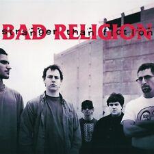 Bad Religion-extraño que la ficción-Álbum CD Nuevo