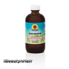 "Tropic Isle Living ""Rosemary"" Jamaican Black Castor Oil 4oz"