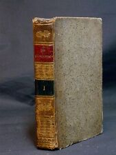 DES PROSCRIPTIONS par M. BIGNON - 1819 - en 3 livres [condamnation arbitraire]