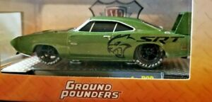 M2 Machines 1969 Dodge Charger Daytona HEMI 1:64 Diecast Car R20 20-03