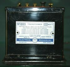 Vintage Original Ives 1889 Transformer O& Standard For Lionel Ives Trains