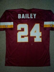 *IRREGULAR* Washington Redskins CHAMP BAILEY nfl Jersey Adult MENS/MEN'S (xl)