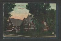 1911 SAGE CHAPEL CORNELL UNIVERSITY ITHACA NY POSTCARD