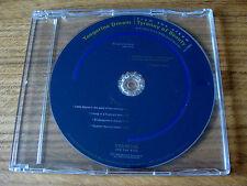 CD Single: Tangerine Dream : Tyranny Of Beauty : Limited Edition US Promo