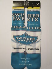 odd sox swisher sweets tropical fusion BUY 3 GET 4TH PAIR FREE pop culture socks