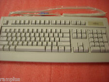 Fujitsu Fkb4726-651 Full Size Mechanical Click Keyboard