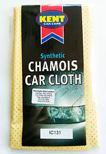 KENT Perforated Synthetic Chamois Car Cloth IC131 400x400mm